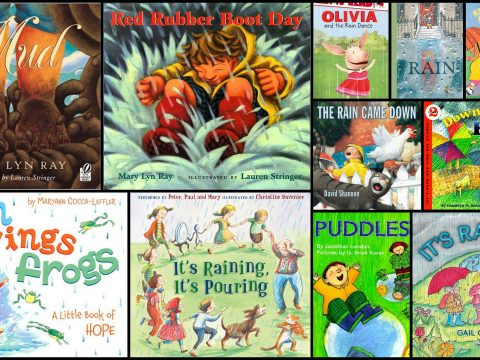 Best Children's Books About Rain